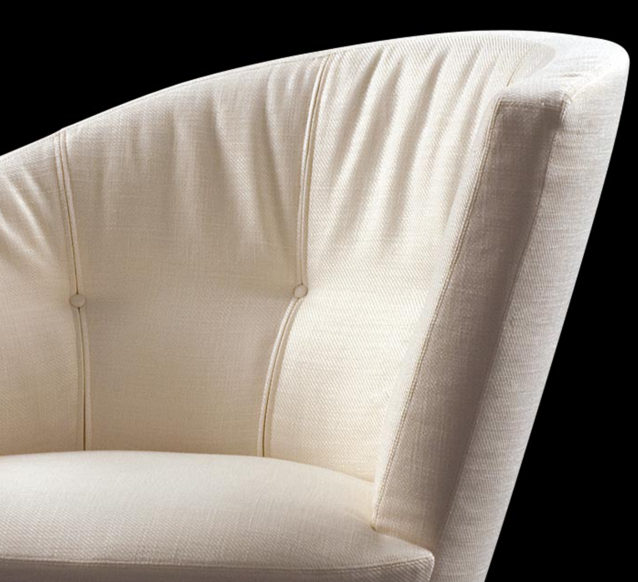 Arabella by Giorgetti - best office chair! Click here to see and read more: http://www.katbern.com/have-a-seat-baby