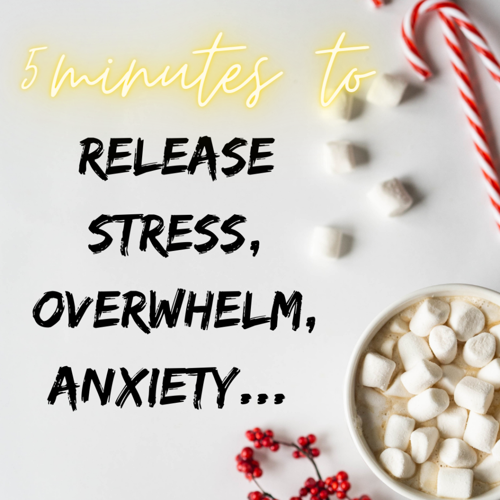 December Magic: click the link to release stress and overwhelm, and add some MAGIC to your days with this FREE Advent Calendar of self-care, love, joy & inspiration: https://www.katbern.com/december-magic